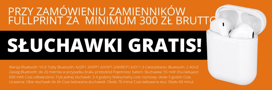 banner: Zamiennik tonera C9702A (HP 121A) Żółty