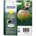 Oryginalny tusz T12944010 (T1294) Żółty marki Epson