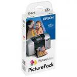 Zestaw tuszy T557040BH PicturePack + gratis marki Epson