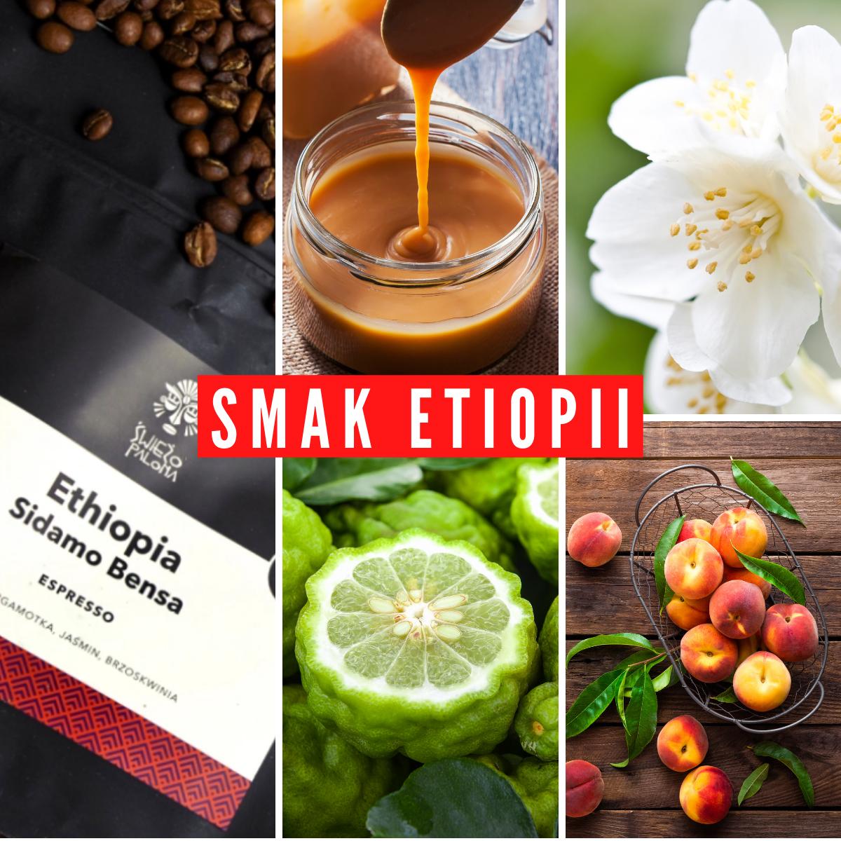 Poczuj wyjątkowy smak kawy z etiopii