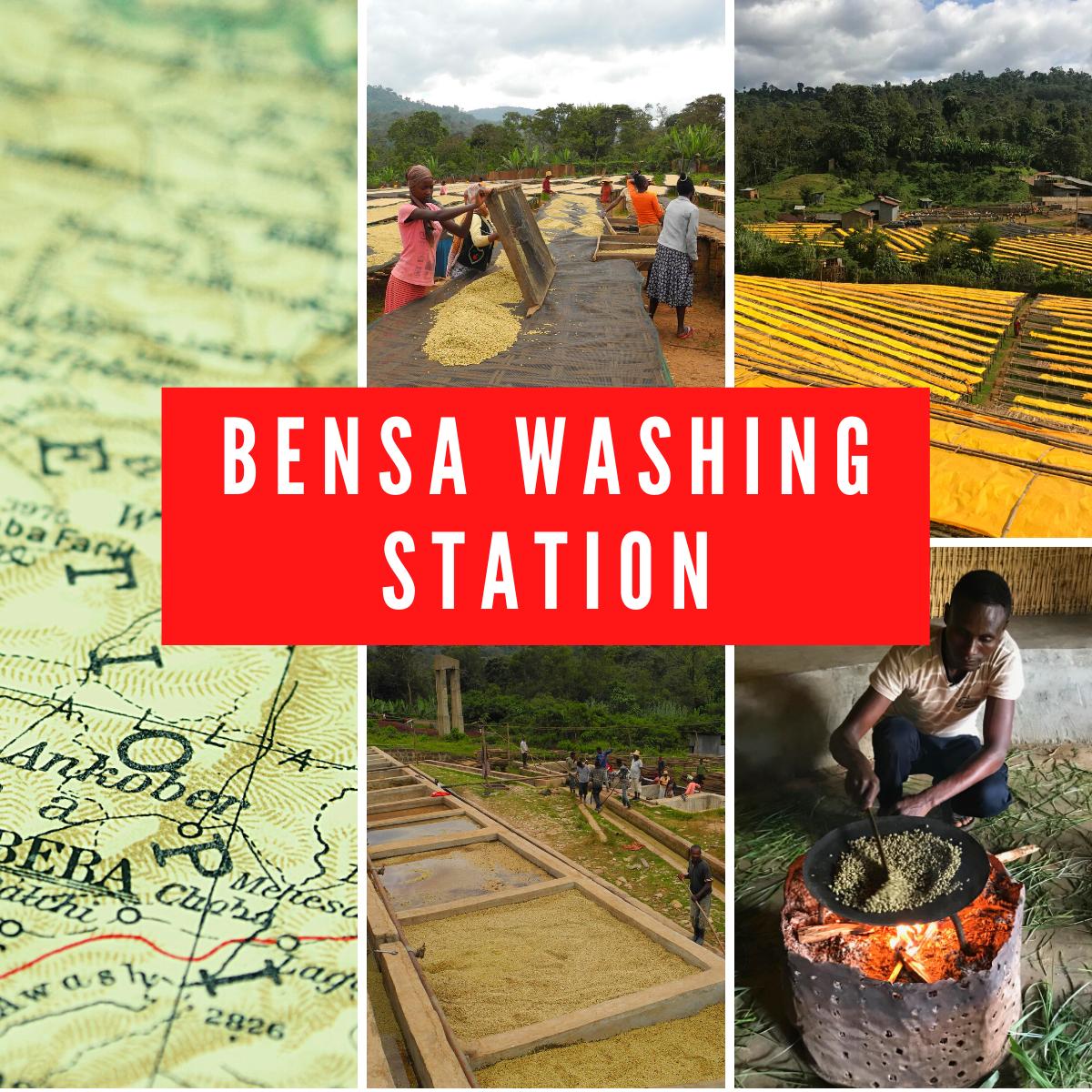 Młyn Bensa Washing Station
